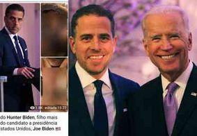 Após eleição do pai, filho de Biden tem vídeos e fotos íntimas vazadas na web