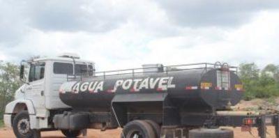 Operação Carro Pipa é retomada em Campina Grande