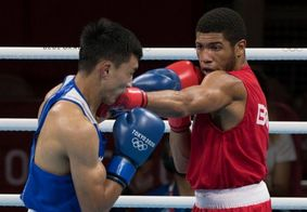 Hebert Conceição garante a segunda medalha do boxe brasileiro em Tóquio