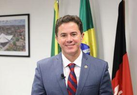 Veneziano é escolhido presidente do MDB da Paraíba