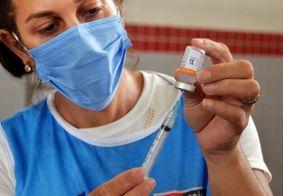 Vacinação em João Pessoa atinge novo grupo prioritário