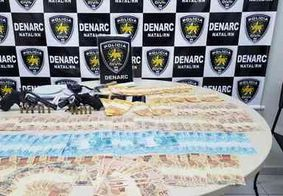 Polícia apreende R$ 10 mil em cédulas falsas em hotel de Natal-RN