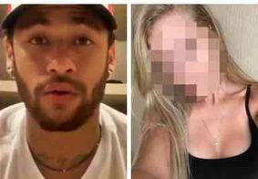 Polícia estuda condução coercitiva de mulher que acusa Neymar de estupro