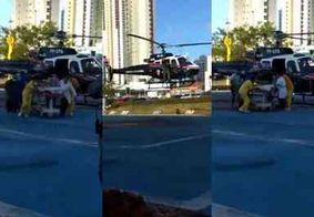Menino de 6 anos resgatado após se afogar em Lucena morre no hospital