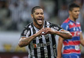 Hulk marca e deixa Atlético-MG perto da final da Copa do Brasil