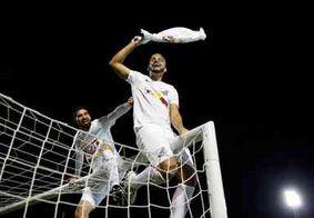 Bragantino busca empate com o Criciúma e é campeão antecipado da Série B