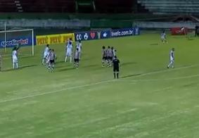 Nos pênaltis, Confiança bate Santa Cruz e se classifica às semifinais da Copa do Nordeste