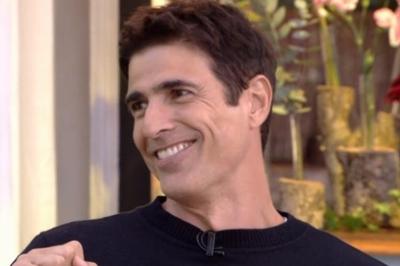 """Parece quase que dá azar"", diz Reynaldo Gianecchini ao falar sobre casamento"