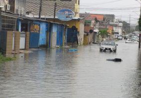 Chove mais de 25 mm nas últimas horas em João Pessoa; confira a previsão do tempo