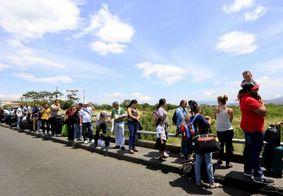 Maior parte dos imigrantes venezuelanos no Brasil trabalha com construção ou como assistente