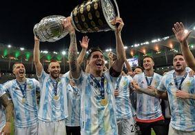 Veja os melhores momentos da final da Copa América transmitida pelo SBT