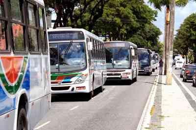 Cinco linhas de ônibus voltam a circular a partir deste domingo (22) em João Pessoa