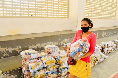 Como fazer para solicitar a cesta básica do governo da Paraíba