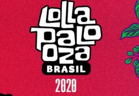 Confira as atrações do Lolapalloza 2020