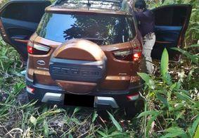 Veículo clonado é recuperado na Paraíba