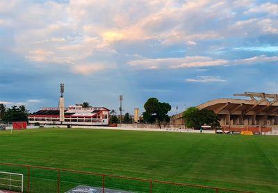 Vila Elzir Cabral, novo local do jogo