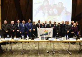 Governadores do Nordeste vão à França e apresentam oportunidades de negócios a 40 empresas