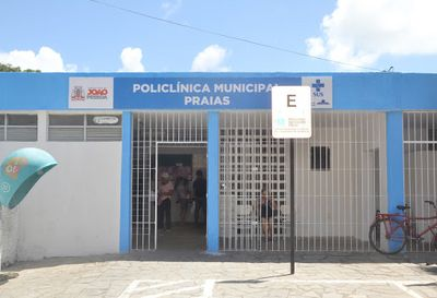 Policlínica Municipal das Praias, em João Pessoa, é local de vacinação para grávidas e puérperas