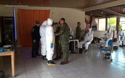 Capacitação para combate ao coronavírus é realizada entre agentes de segurança pública em JP