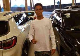 Filho de Ronaldinho é aprovado em teste e vai treinar na base do Cruzeiro