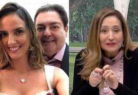 Esposa de Faustão e Sônia Abrão se alfinetam nas redes sociais
