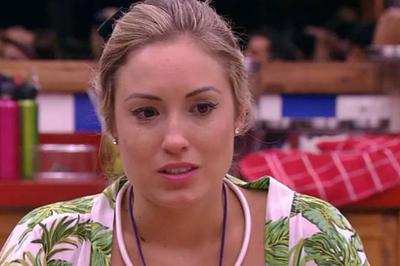 """BB18: Jéssica sugere castigo """"triplo"""" com a participação de Breno"""