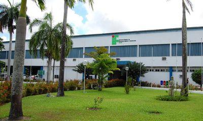 Campus do IFPB, em João Pessoa