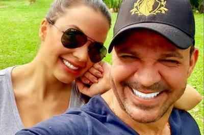 Após boatos de traição envolvendo a esposa de um político, noivado de Eduardo Costa chega ao fim