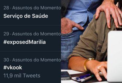 #ExposedMarilia: relato de assédio sexual em cidade do interior de SP encoraja denúncias na web