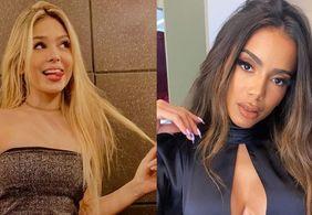 Melody sobre Anitta: 'Vou ser muito maior do que ela'
