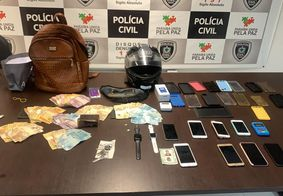 Homem é preso com vários celulares roubados no bairro de Mandacaru, em JP