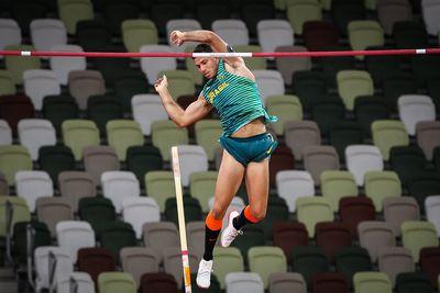 Thiago Braz conquista medalha de bronze em Tóquio