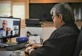 Governador João Azevêdo presidiu a reunião