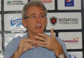 Nelson Lira assume a vice-presidência de futebol do Botafogo-PB