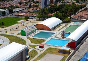 Três atletas paraibanos estão participando do Torneio Brasil de Saltos Ornamentais
