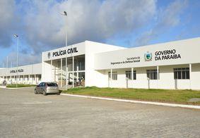 Central de Polícia Civil, no bairro Ernesto Geisel, em João Pessoa