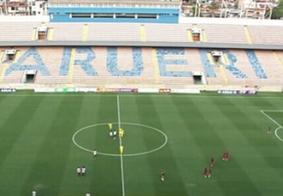 Time feminino do São Paulo vence adversário por 29 a 0, no Campeonato Paulista