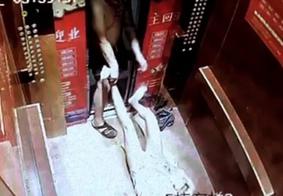 Blogueira chinesa famosa expõe agressões do ex-namorado