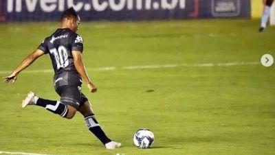 Marcos Aurélio segue no Belo em 2021