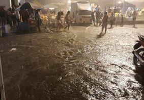 Sertanejos comemoram volume de chuvas e sangria de açudes na Paraíba