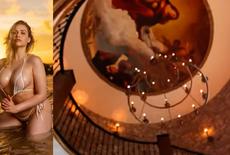 Atriz pornô compra castelo de R$ 19 milhões