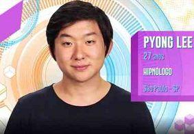 Pyong Lee revela ter sido abandonado pela mãe quando criança, na estreia do BBB20
