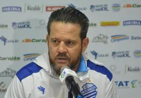 Argel deixa o CSA para comandar o Ceará na reta final do Brasileiro