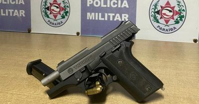 Homem com posse de arma é detido por portar pistola no Cristo Redentor