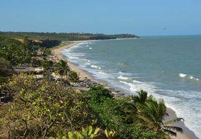 Praia do Sol, no Litoral da Paraíba