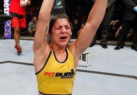 Bethe Correa está fora da próxima luta