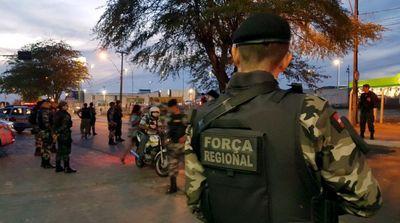 Polícia Militar prende suspeito de homicídio, com arma de fogo, na zona sul de João Pessoa