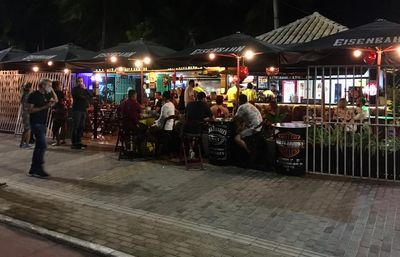 Bares e restaurantes com aglomeração são notificados em João Pessoa