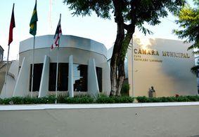 Câmara Municipal de João Pessoa.