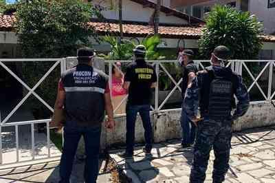 Após denúncias, órgãos fecham estabelecimentos que violaram isolamento rígido em João Pessoa
